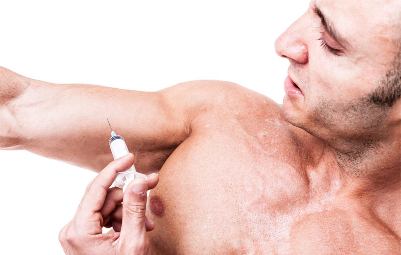 How are low testosterone treatments given?