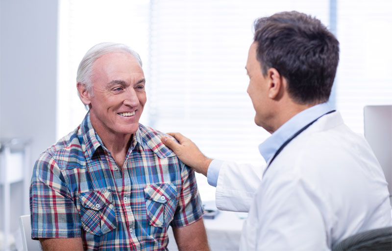 How to Talk to Your Doctor About Low Testosterone