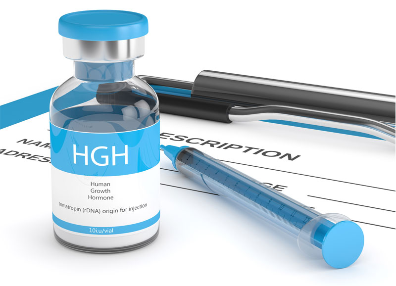Will Administering HGH Therapy Hurt?